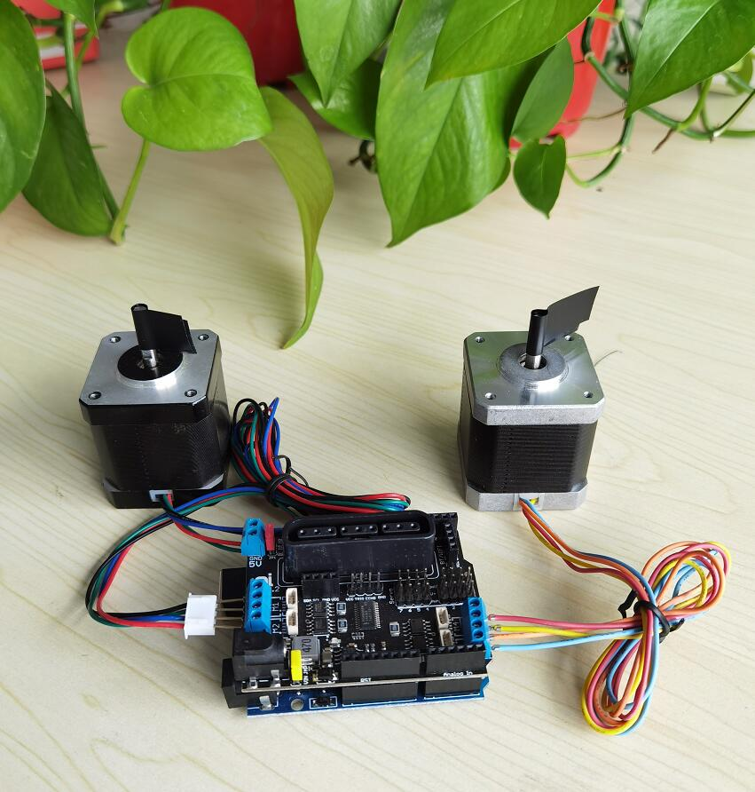 Arduino MotorShiled电机驱动器说明
